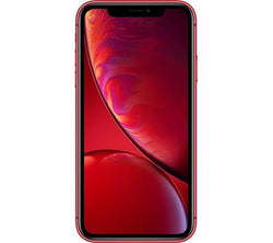 APPLE iPhone XR 64GB Red (Unlocked) Refurbished Pristine