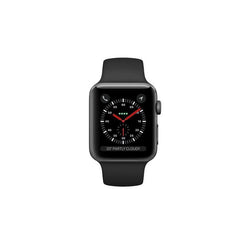Apple Watch Series 3 GPS 38mm Space Grey Refurbished Pristine