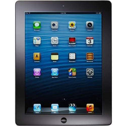Apple iPad 4 16GB WiFi, space grey  (Unlocked) - Refurbished