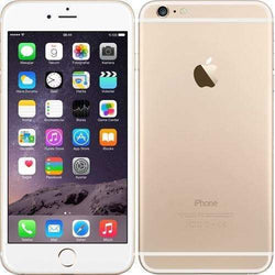 Apple iPhone 6 Plus 128GB, Gold (Unlocked) - Refurbished Good