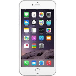 Apple iPhone 6 Plus 64GB Silver Unlocked Refurbished Pristine
