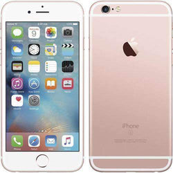 Apple iPhone 6S 64GB Rose Gold Unlocked - Refurbished Very Good (NO TOUCH ID) Sim Free cheap