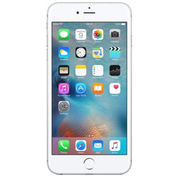 Apple iPhone 6S Plus 16GB Silver Unlocked - Refurbished Very Good Sim Free cheap
