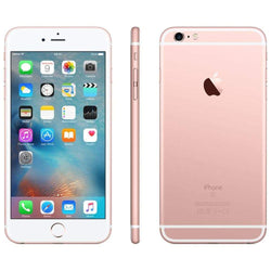 Apple iPhone 6S Plus 32GB, Rose Gold Unlocked - Refurbished Good Sim Free cheap