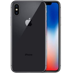 Apple iPhone X 64GB, Space Grey - Refurbished Excellent
