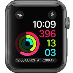Apple Watch Series 1 42mm Space Grey Aluminium Case - Refurbished Excellent