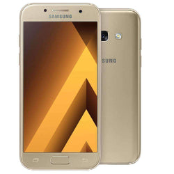 Samsung Galaxy A3 (2017) 16GB Gold (Unlocked) - Refurbished Good Sim Free cheap