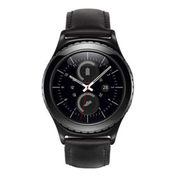 Samsung Gear S2 Classic Black with Blue Strap - Refurbished Excellent Sim Free cheap