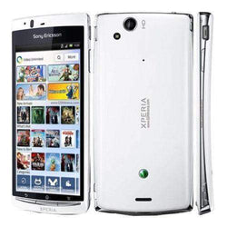 Sony Ericsson Xperia Arc S 16GB White - Refurbished Good Sim Free cheap
