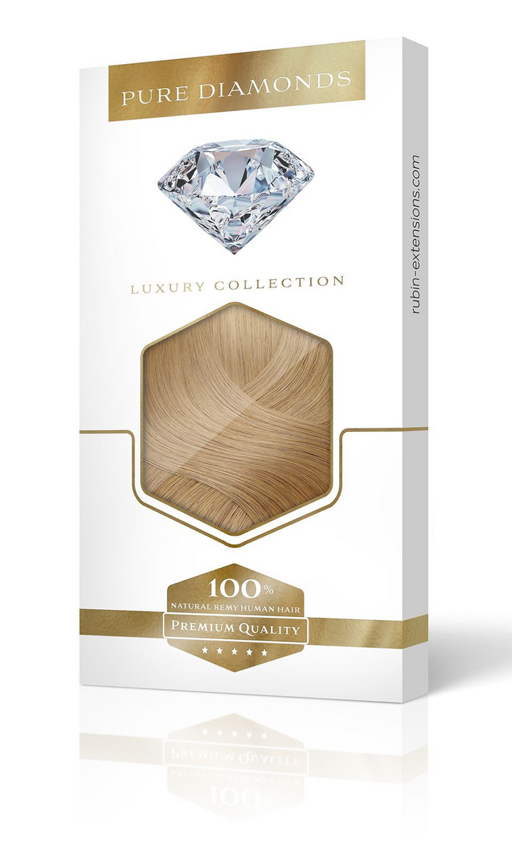 PURE DIAMONDS LINE Brun Clair Caramel