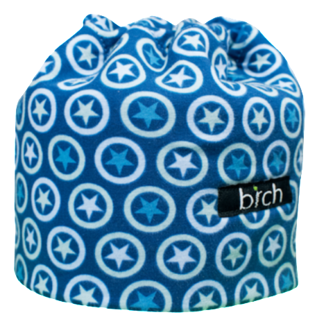 Blue Star Kids Hat