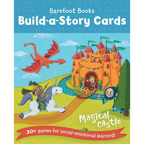 Magic Castle Build-a-Story Cards