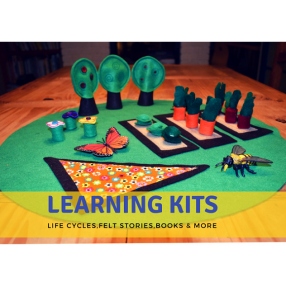 Learning Kit: Pond