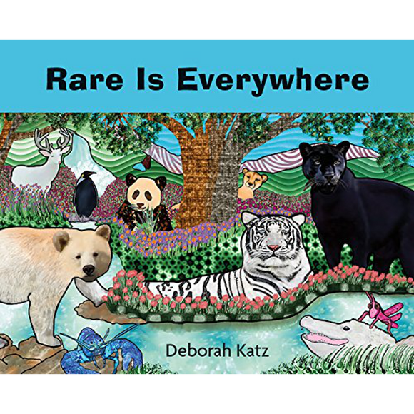 Rare is everywhere