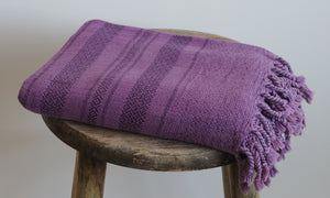 Honeycomb Stone-washed  Turkish Towel
