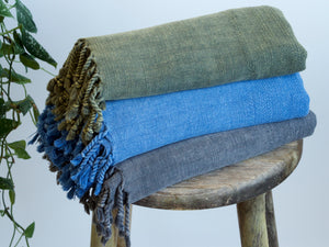 Stone-washed Turkish Towel