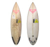 Channel Islands Zeus 5'10 x 18 3/8 x 2 7/16 Used Surfboard (Custom for Rosy Hodge)