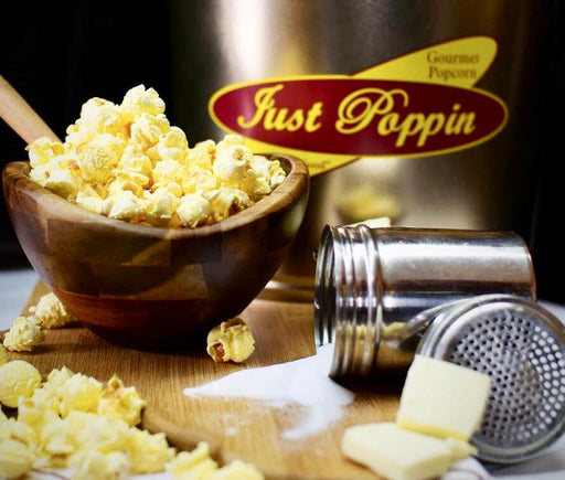 Just Poppin Popcorn - Buttery Butter Popcorn