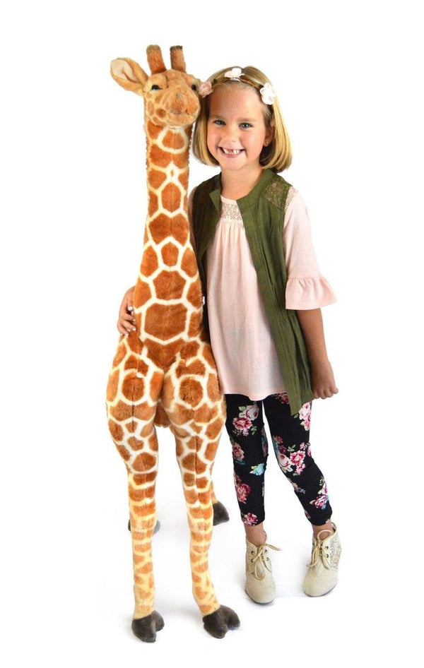 Giant Giraffe Stuffed Animal Plush Toy - Way Up Gifts