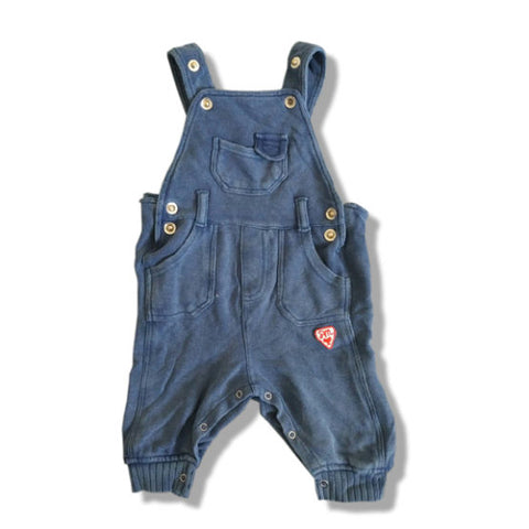 BOYS BODYSUIT BY PUMPKIN PATCH (3-18 M) NAVY