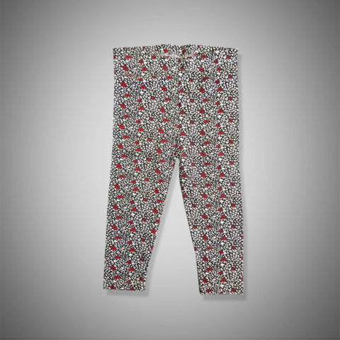 GIRL'S HEART JERSEY TROUSER BY H&M-(4-18)YRS