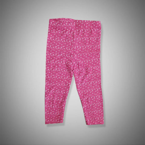 GIRL'S TINY FLOWER TROUSER BY H&M-(4-18)YRS