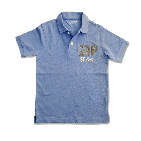 BOY'S SF CALI APPLIQUE POLO | GAP (4-11Years)