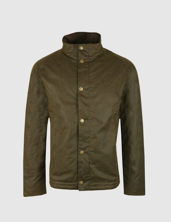 Barbour Duxbury wax jacket - giacca cerata - reverse clothing store