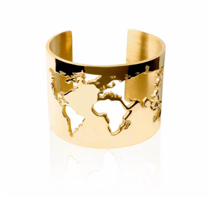 World Cuff Gold
