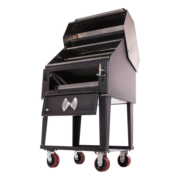 "24"" x 30"" Adjustable Charcoal Grill"