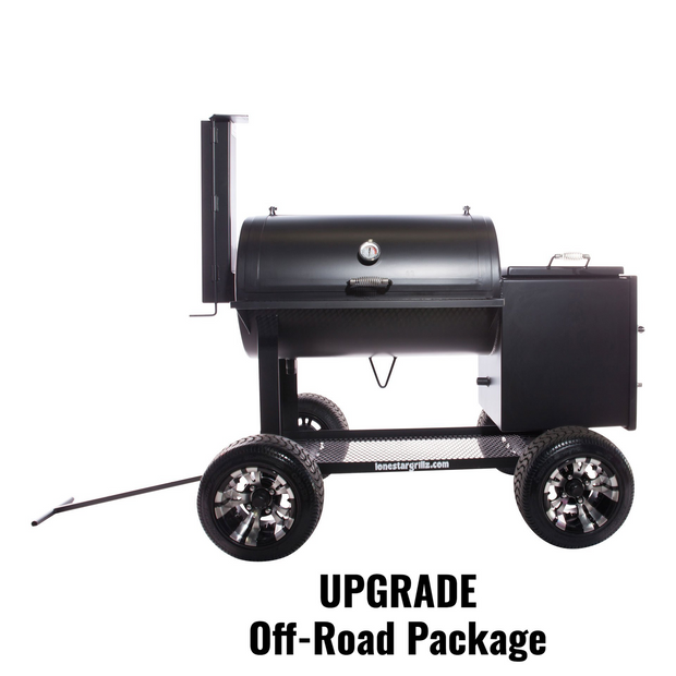 "24"" x 36"" Charcoal Pipe Grill"