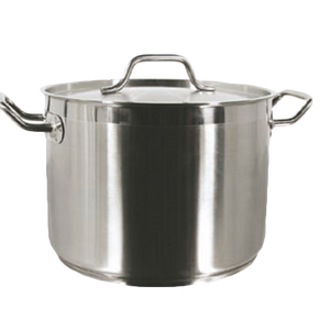 Thunder SLSPS060 Stainless Steel, Induction Stock Pot 60qt