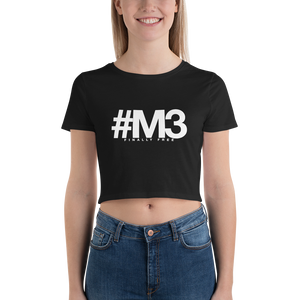 M3 Ladies' Crop Tee