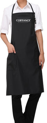 coiffance - stylist black apron