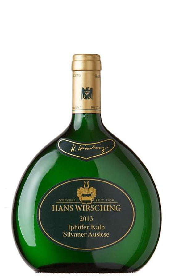 Wirsching 2013 Iphöfer Kalb Silvaner Auslese German Wine (0,75l)