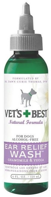 Vet's Best Ear Relief Wash for Dogs