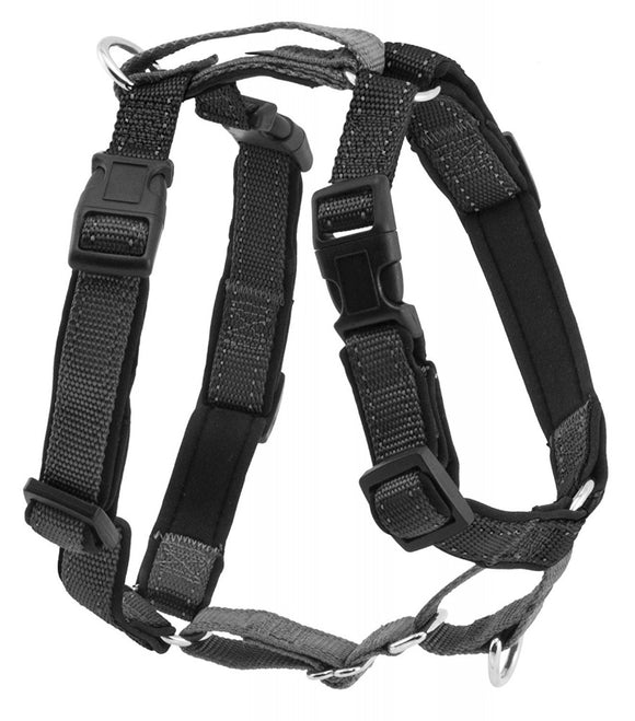 PetSafe 3 in 1 Black Dog Harness