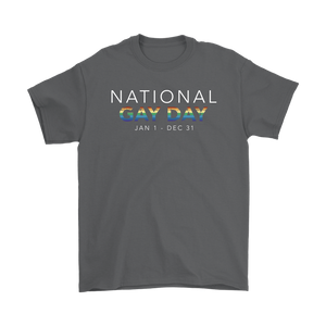 Gay Day Mens Tee