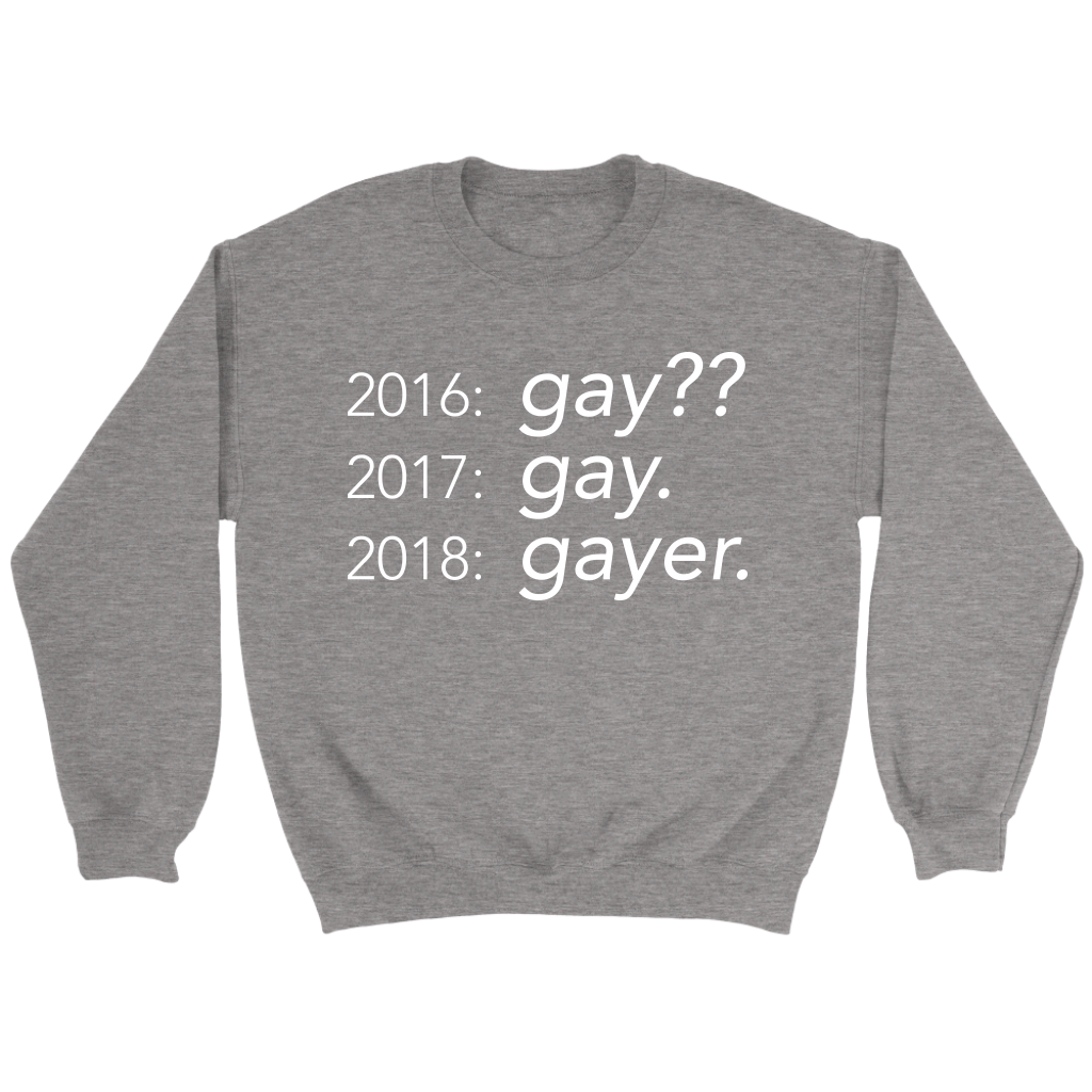 Gayer Sweatshirt