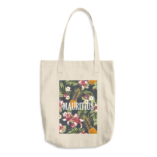 Mauritius Tropical Island Tote Bag/Shopping Souvenir Bag