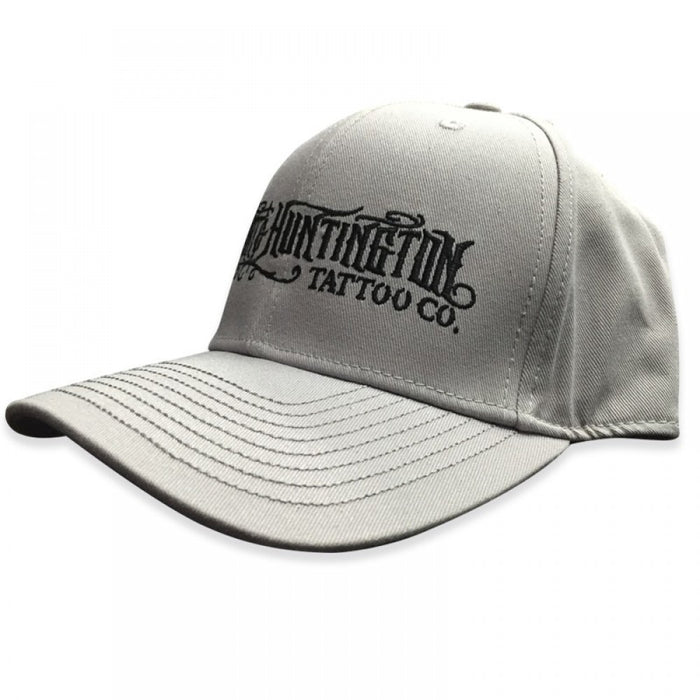 Amplified Flex Fit Hat - Gray