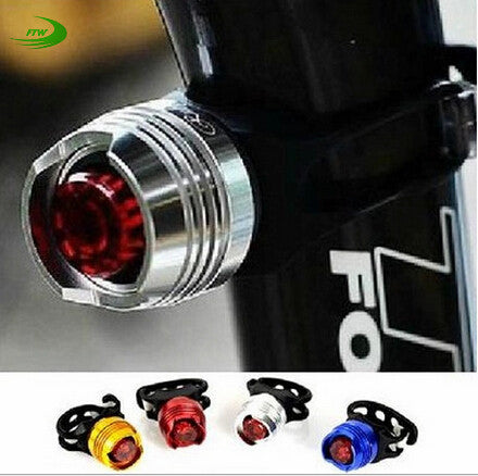 LED Waterproof Bike Bicycle Red Flash Lights