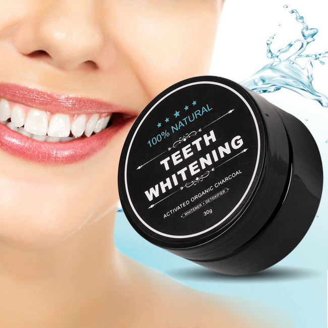 Teeth Whitening Scaling Premium Activated Bamboo Charcoal Powder