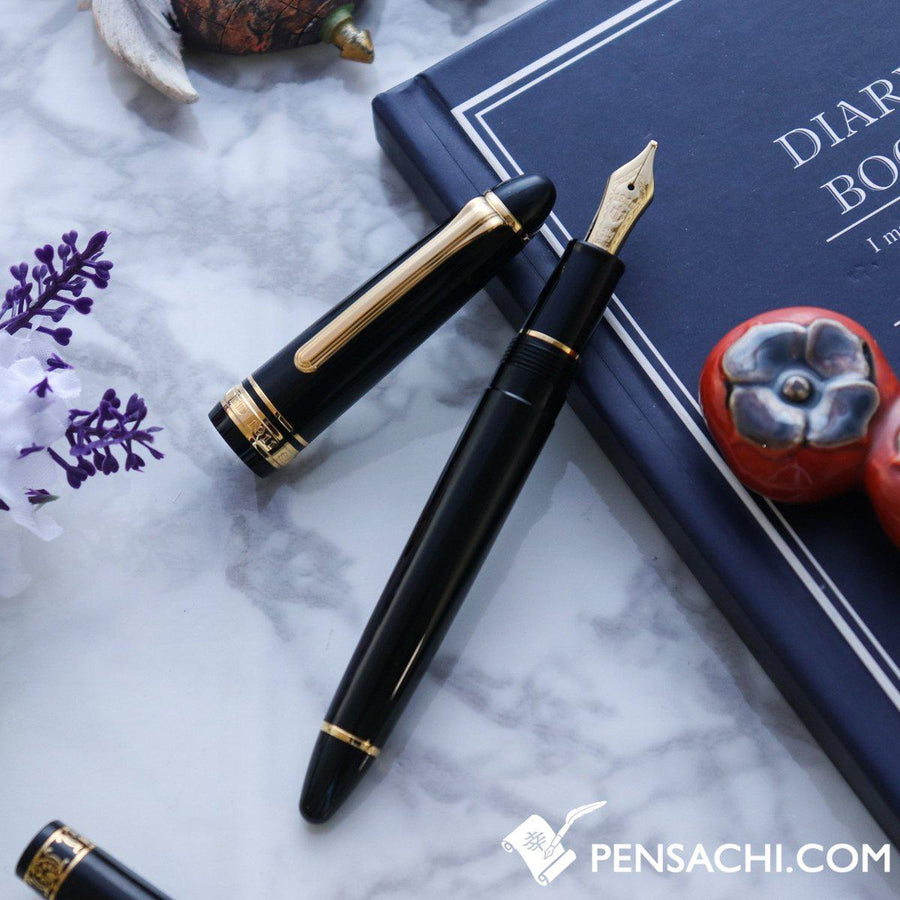 SAILOR 1911 Standard (Mid size) 21 Fountain Pen - Black