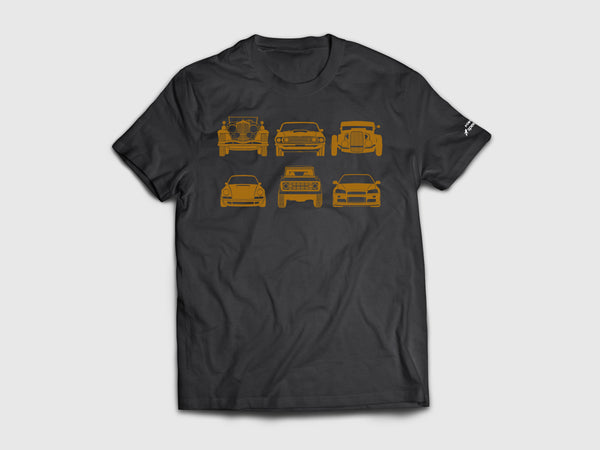 MCG Collector Car Hobby Segments T-Shirt