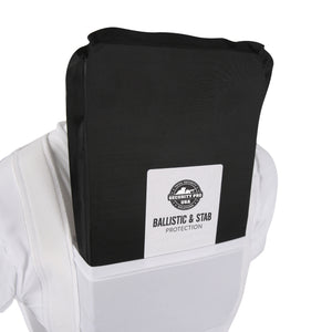 SecPro Shadow Armor Stab/Bulletproof Concealable Carrier - Panel
