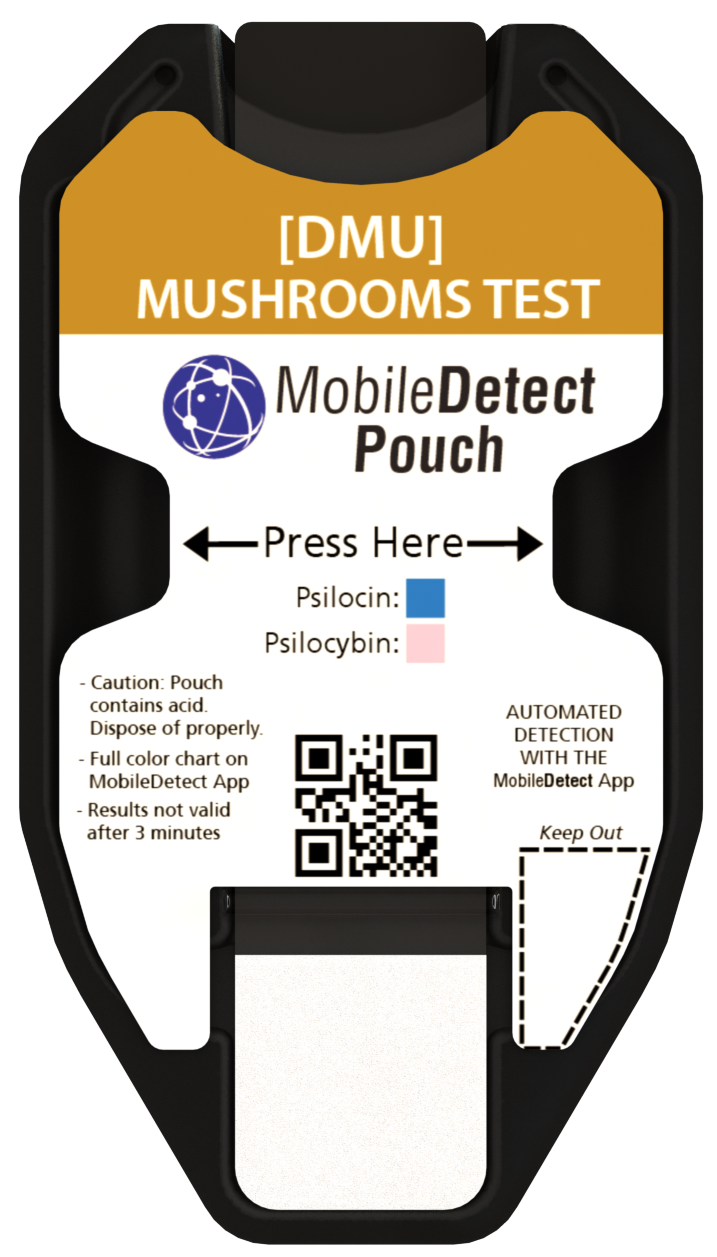 Mushrooms Drug Test