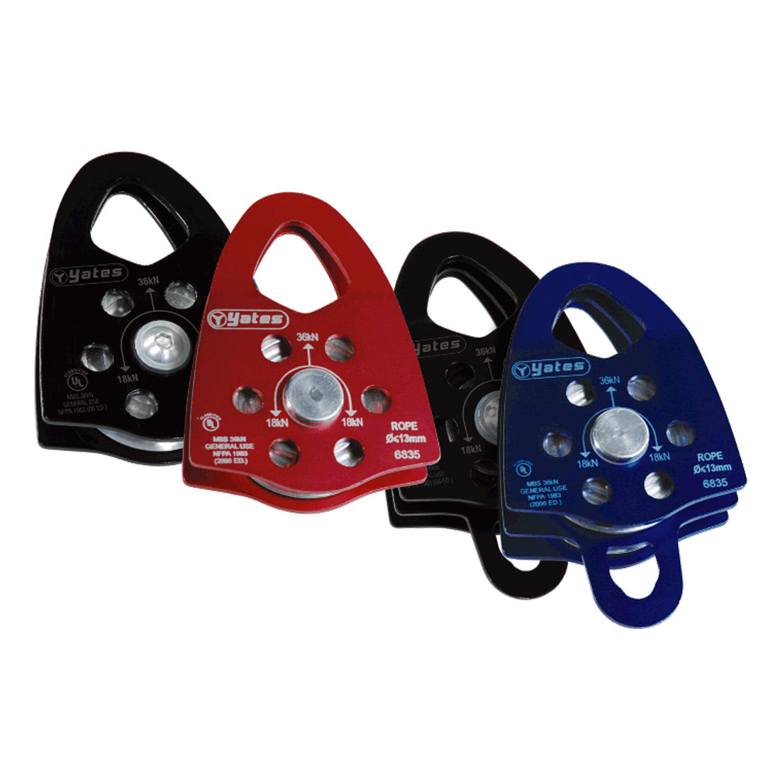 Yates Mountain Lite Pulley