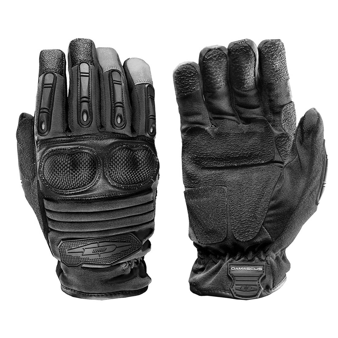 Damascus Gear Extrication and Rescue Gloves w/Hard Knuckles