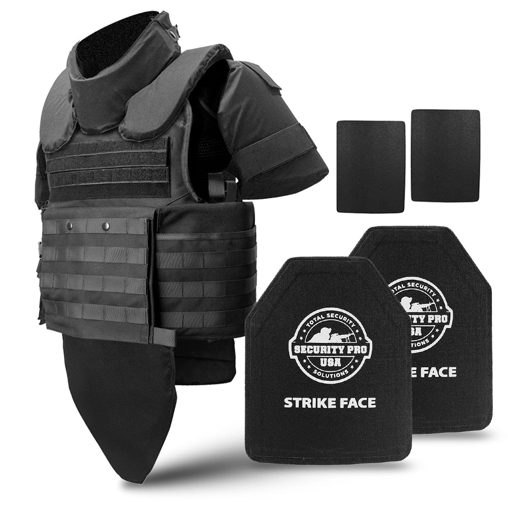 SecPro Gladiator - Body Armor Package